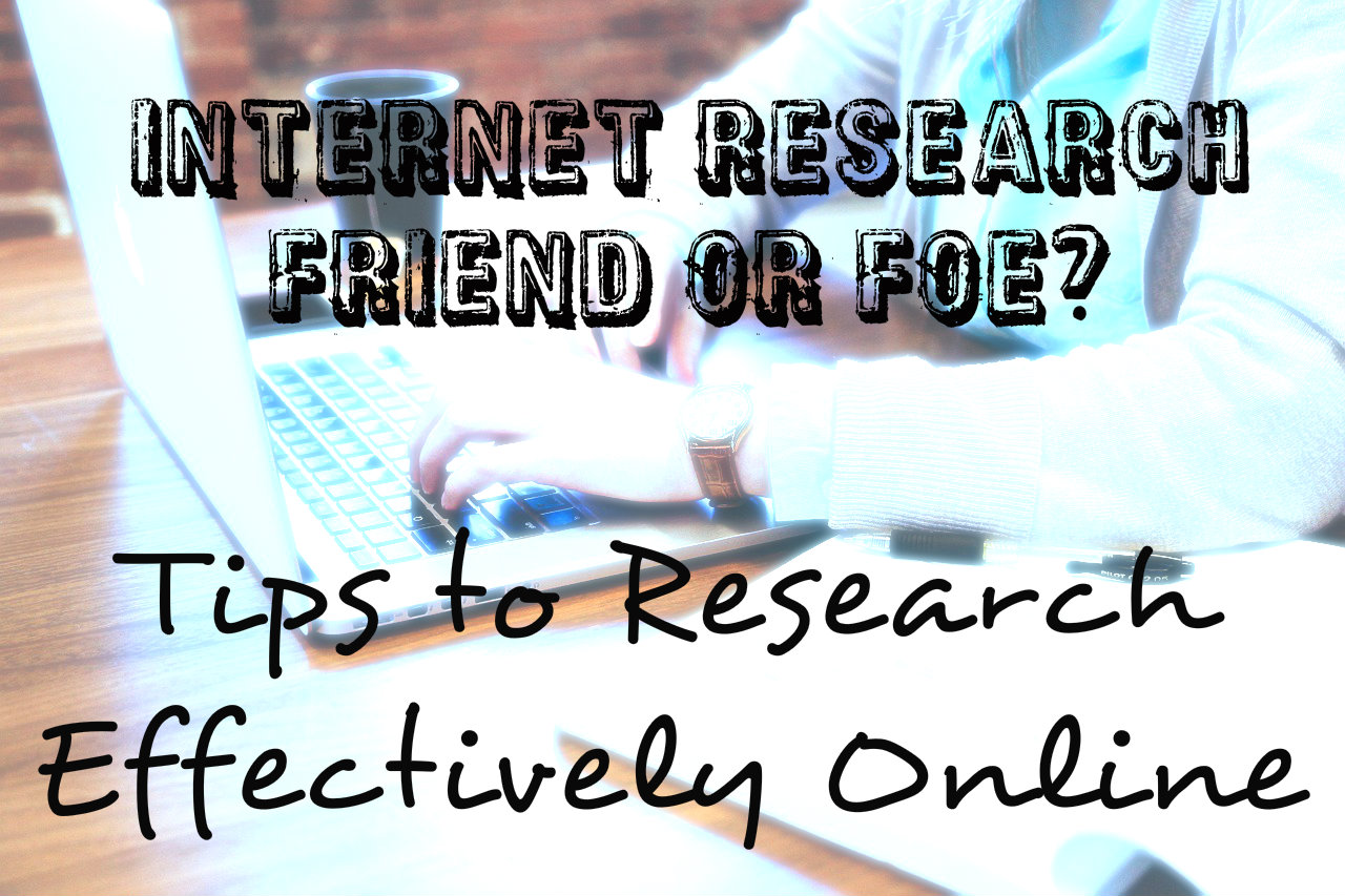 Tips to Research Health Online