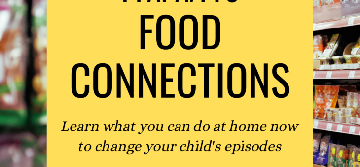 PFAPA/PFS Food Connections – What to Do